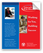 "Thumbnail image of ""Working for You, Building Success"" brochure"