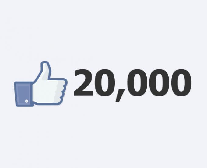 Facebook 20K