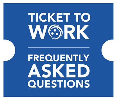 Image of Ticket to Work Frequently Asked Questions logo