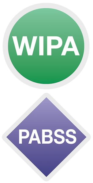 WIPA and PABSS icons