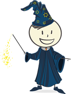 Choose a Service Provider with the Help Me Choose wizard
