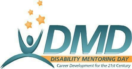 Disability Mentoring Day Logo