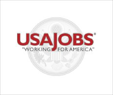 Image of USAJOBS.gov website for applying to Federal jobs