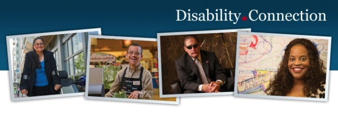 Disability.gov Disability Connection Newsletter banner