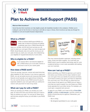 Thumbnail of the PASS factsheet