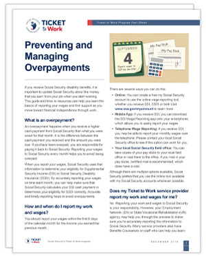 Preventing and Managing Overpayments