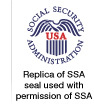 The Seal of the United States Social Security Administration